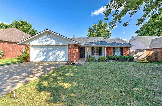 3507 W Bishop Drive, Rogers, AR 72756 (MLS #1197755) :: United Country Real Estate