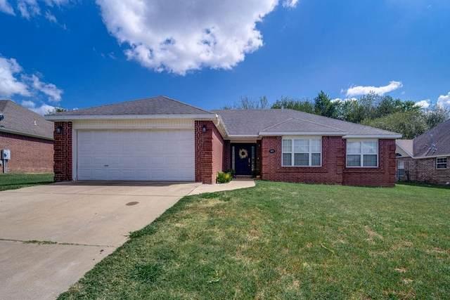 321 Beca Lane, Prairie Grove, AR 72753 (MLS #1197756) :: Five Doors Network Northwest Arkansas