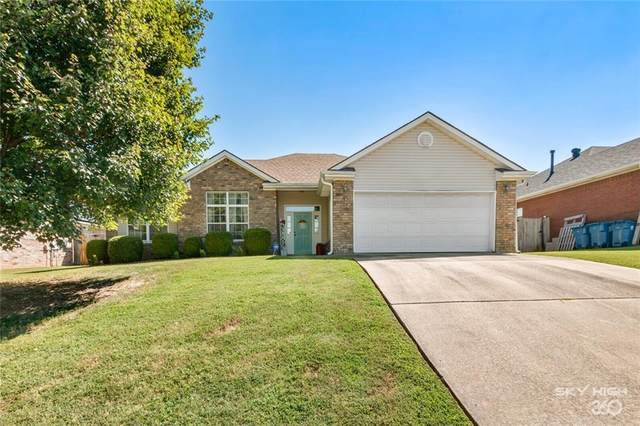 603 Arcadia Drive, Bentonville, AR 72712 (MLS #1197759) :: McNaughton Real Estate