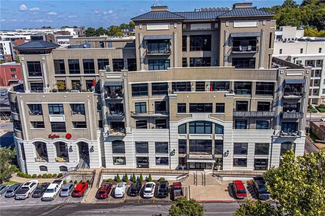401 W Watson Street #407, Fayetteville, AR 72701 (MLS #1197791) :: NWA House Hunters | RE/MAX Real Estate Results