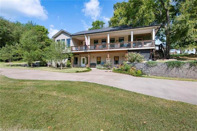 209 NE Park Street, Bentonville, AR 72712 (MLS #1197802) :: McNaughton Real Estate
