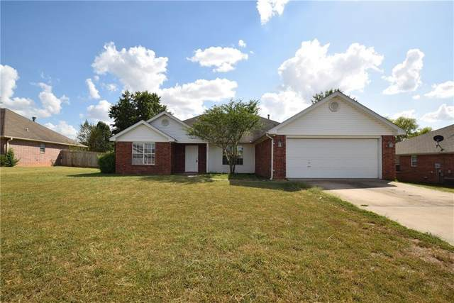 323 Ridgemont Avenue, Lowell, AR 72745 (MLS #1197825) :: United Country Real Estate