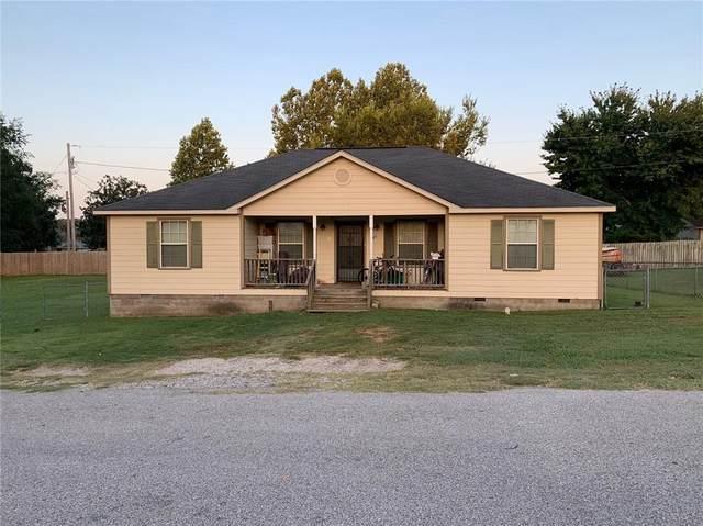 1025 Eubanks Street, Decatur, AR 72722 (MLS #1197849) :: Five Doors Network Northwest Arkansas