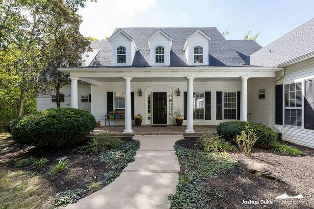 1463 N Hunter Drive, Fayetteville, AR 72701 (MLS #1197864) :: NWA House Hunters | RE/MAX Real Estate Results