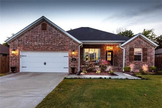 665 Arroyo Street, Farmington, AR 72730 (MLS #1197873) :: McNaughton Real Estate