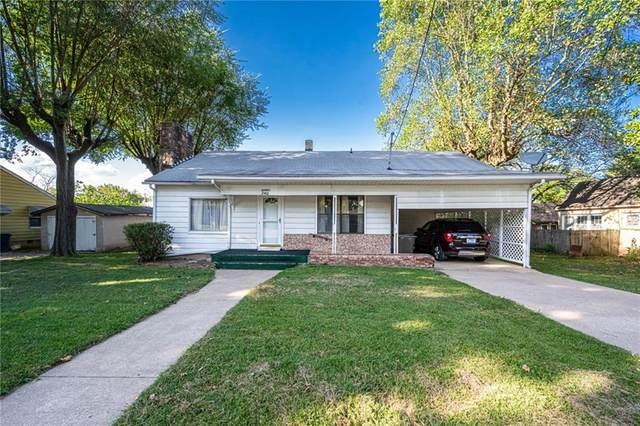 240 Mcintosh Street, Pea Ridge, AR 72751 (MLS #1197874) :: NWA House Hunters   RE/MAX Real Estate Results