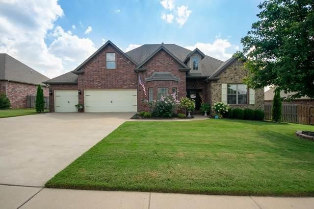 8281 La Scala Avenue, Springdale, AR 72762 (MLS #1197879) :: Five Doors Network Northwest Arkansas