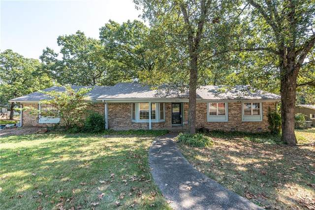 2072 N Austin Drive, Fayetteville, AR 72703 (MLS #1197889) :: NWA House Hunters | RE/MAX Real Estate Results