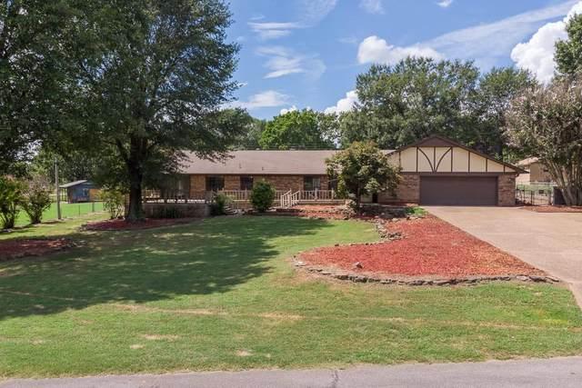 5 Dark Hollow, Van Buren, AR 72956 (MLS #1197891) :: McNaughton Real Estate