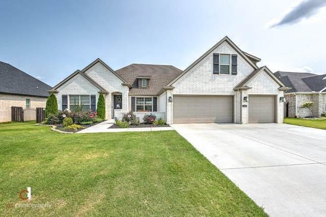 1320 Montieri Drive, Centerton, AR 72719 (MLS #1197952) :: McNaughton Real Estate