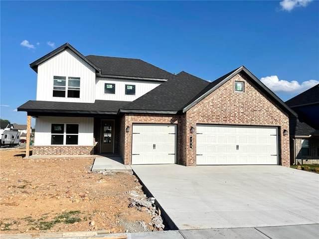 780 Spicewood Trail, Centerton, AR 72719 (MLS #1197969) :: McNaughton Real Estate
