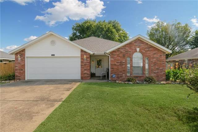 500 Woods Drive, Centerton, AR 72719 (MLS #1198018) :: NWA House Hunters | RE/MAX Real Estate Results