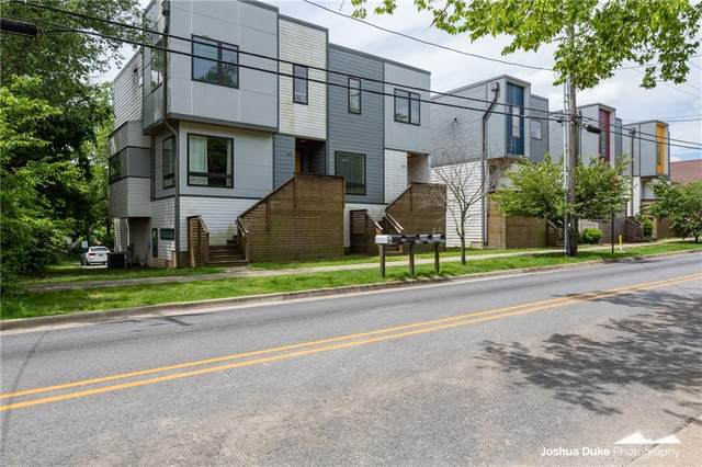 157 W Martin Luther King Jr Boulevard, Fayetteville, AR 72701 (MLS #1198021) :: NWA House Hunters | RE/MAX Real Estate Results