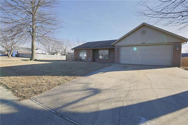 4345 W Cheyenne Drive, Fayetteville, AR 72704 (MLS #1198032) :: NWA House Hunters | RE/MAX Real Estate Results