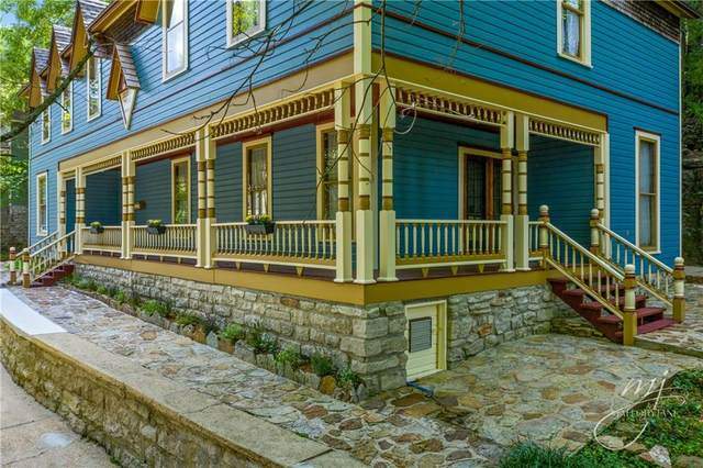 270 Spring Street, Eureka Springs, AR 72632 (MLS #1198044) :: McNaughton Real Estate