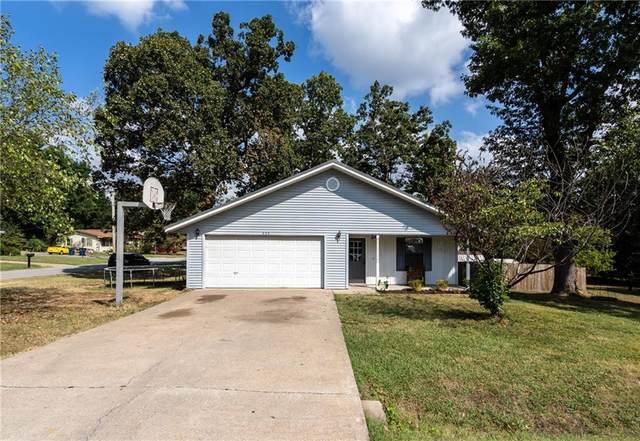 603 E Franklin, Siloam Springs, AR 72761 (MLS #1198051) :: Five Doors Network Northwest Arkansas