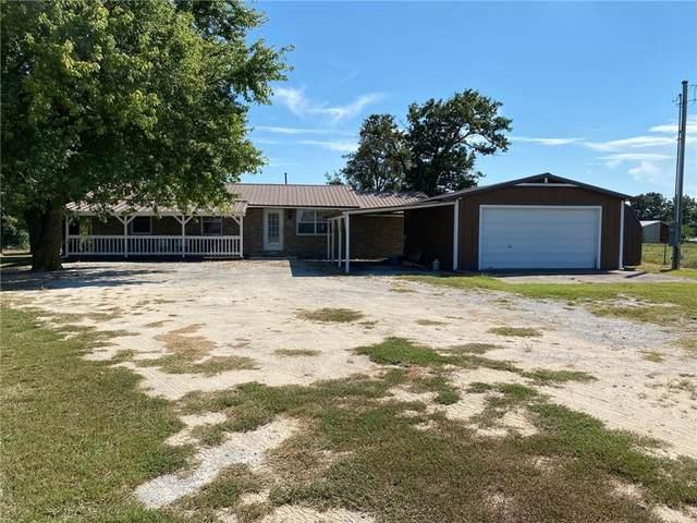 895 S Waldrip Lane, Decatur, AR 72722 (MLS #1198053) :: Five Doors Network Northwest Arkansas