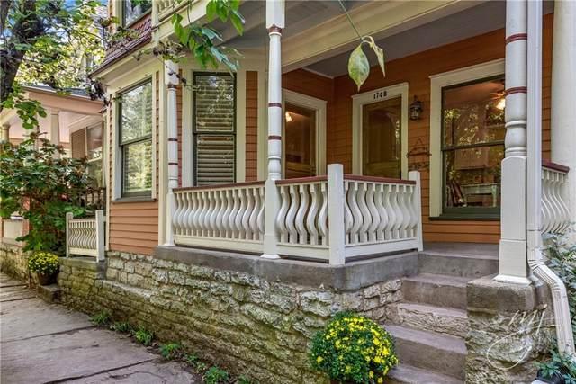 174 Spring Street, Eureka Springs, AR 72632 (MLS #1198063) :: McNaughton Real Estate
