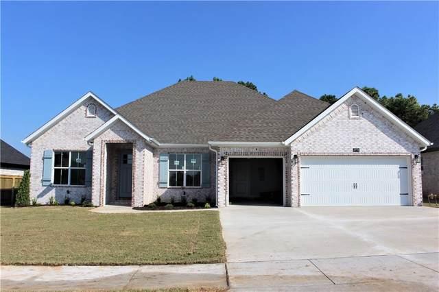 1751 Grace Place, Bentonville, AR 72713 (MLS #1198078) :: McNaughton Real Estate
