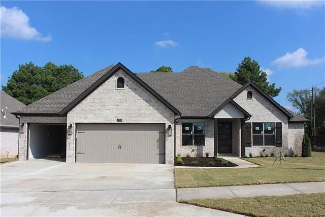 1761 Grace Place, Bentonville, AR 72713 (MLS #1198079) :: McNaughton Real Estate