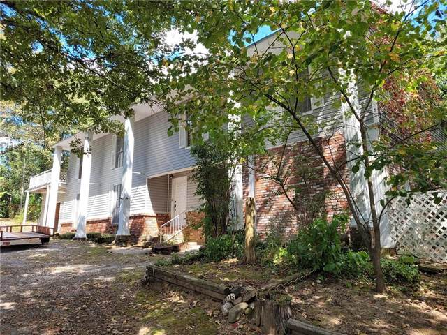 19826 N Highway 71, Mountainburg, AR 72946 (MLS #1198086) :: McNaughton Real Estate