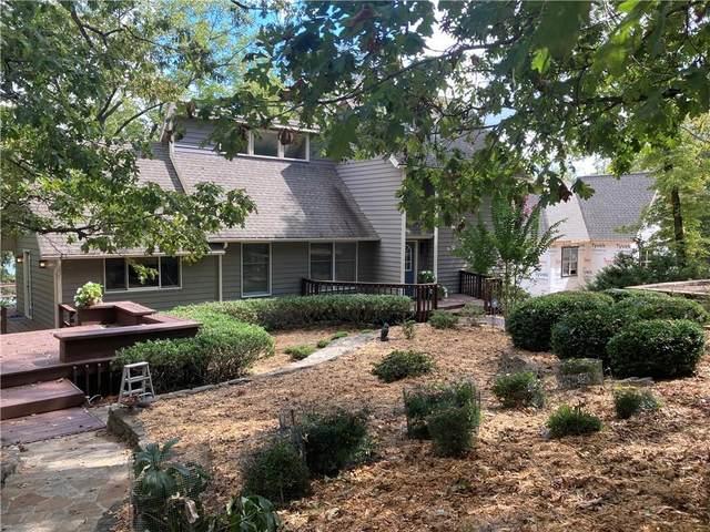 779 Lakeshore Drive, Eureka Springs, AR 72631 (MLS #1198109) :: McNaughton Real Estate