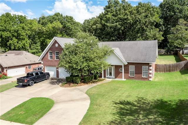 209 Tunbridge Drive, Bentonville, AR 72712 (MLS #1198198) :: NWA House Hunters | RE/MAX Real Estate Results