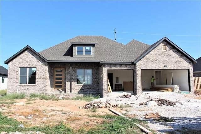 1141 Kaylee Lane, Bentonville, AR 72713 (MLS #1198229) :: McNaughton Real Estate