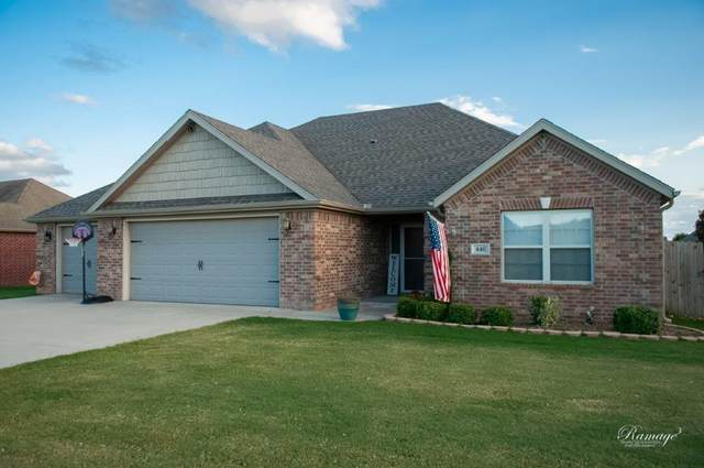 440 Torino Place, Centerton, AR 72719 (MLS #1198242) :: NWA House Hunters | RE/MAX Real Estate Results