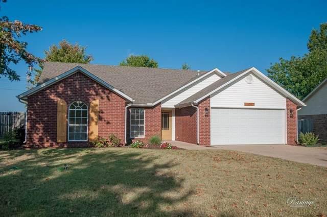 106 SW Apple Blossom, Bentonville, AR 72712 (MLS #1198260) :: Five Doors Network Northwest Arkansas