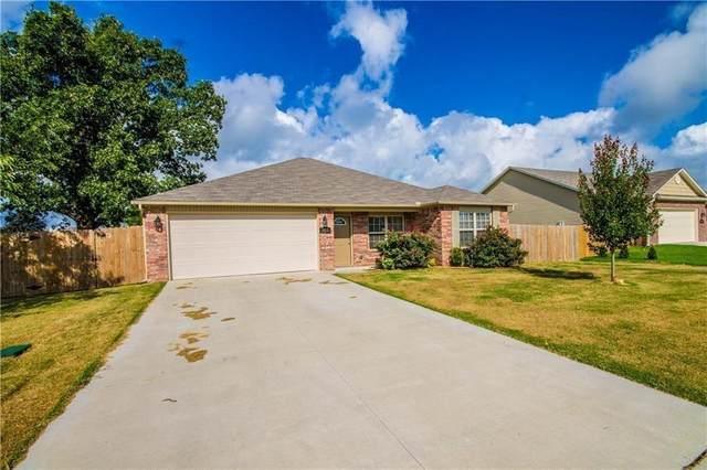 821 Napa Avenue, Centerton, AR 72719 (MLS #1198274) :: McNaughton Real Estate