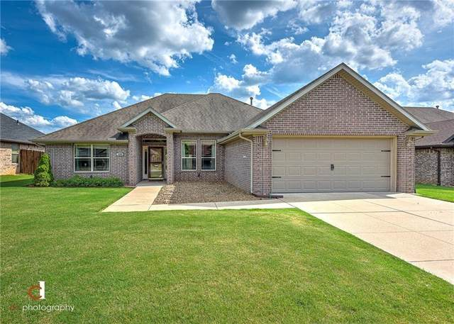 1604 Stratton Drive, Rogers, AR 72756 (MLS #1198276) :: McNaughton Real Estate