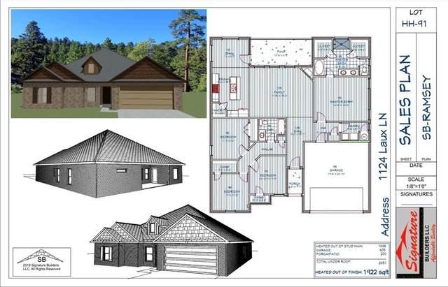 1124 Laux Lane, Pea Ridge, AR 72751 (MLS #1198291) :: NWA House Hunters | RE/MAX Real Estate Results