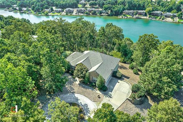 5 Corpach Lane, Bella Vista, AR 72715 (MLS #1198296) :: Five Doors Network Northwest Arkansas