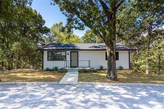 133 Ridge Road, Eureka Springs, AR 72631 (MLS #1198309) :: McNaughton Real Estate