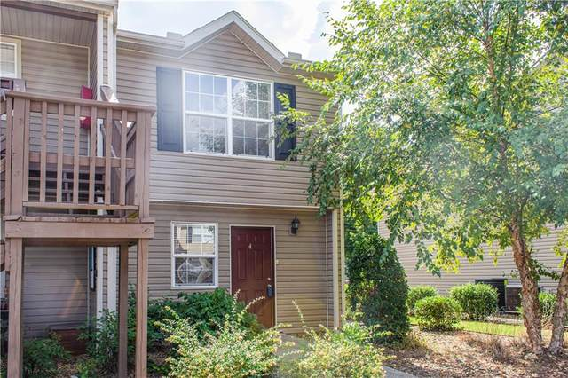 2108 N Garland Avenue #4, Fayetteville, AR 72704 (MLS #1198314) :: NWA House Hunters   RE/MAX Real Estate Results