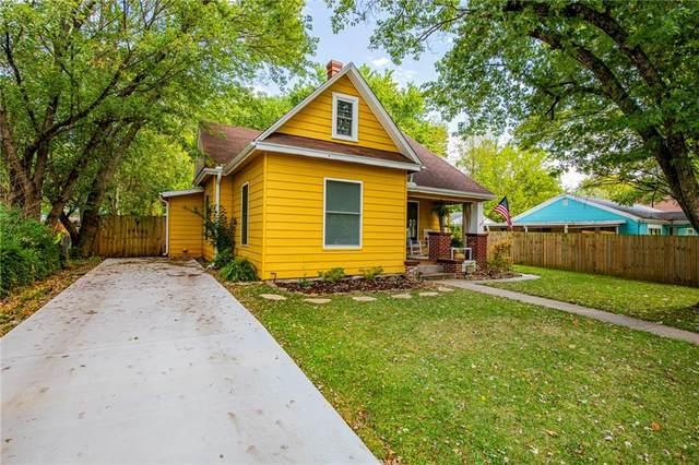 613 N 4Th Street, Rogers, AR 72756 (MLS #1198318) :: Five Doors Network Northwest Arkansas