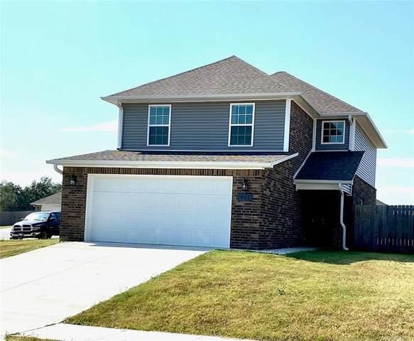 805 Vista Street, Gentry, AR 72734 (MLS #1198327) :: Five Doors Network Northwest Arkansas