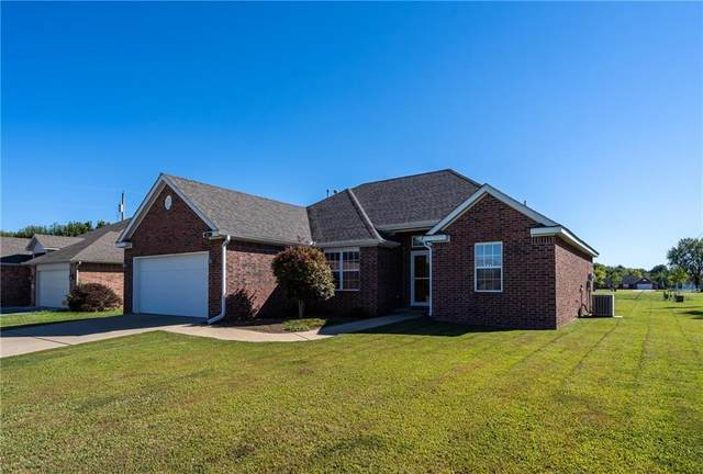 448 Red Oak Street, Gentry, AR 72734 (MLS #1198330) :: NWA House Hunters | RE/MAX Real Estate Results
