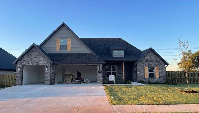 574 Brunello Circle, Tontitown, AR 72762 (MLS #1198371) :: Five Doors Network Northwest Arkansas
