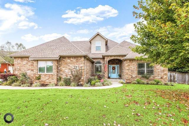 1355 Duffers Court, Cave Springs, AR 72718 (MLS #1198431) :: NWA House Hunters   RE/MAX Real Estate Results