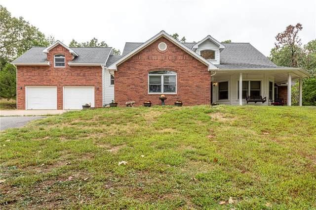 11150 Highway 74, Huntsville, AR 72740 (MLS #1198478) :: Five Doors Network Northwest Arkansas