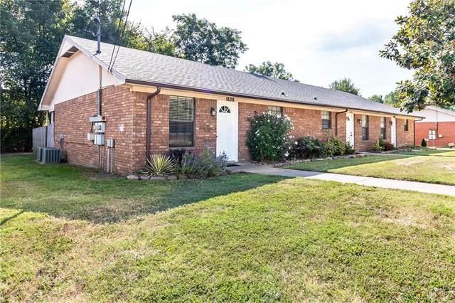 1838 - 1856 W Custer Lane, Fayetteville, AR 72701 (MLS #1198486) :: Five Doors Network Northwest Arkansas