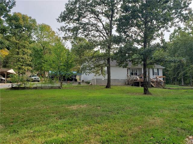 588 Rosehill Drive, Berryville, AR 72616 (MLS #1198526) :: Five Doors Network Northwest Arkansas