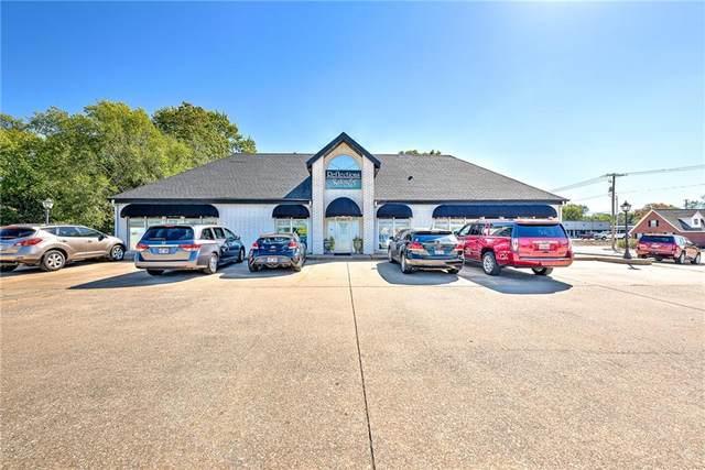 810 NW 3rd Street, Bentonville, AR 72712 (MLS #1198552) :: Five Doors Network Northwest Arkansas