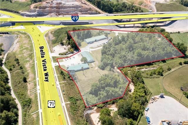 4 Mckissic Creek Road, Bentonville, AR 72712 (MLS #1198553) :: Five Doors Network Northwest Arkansas