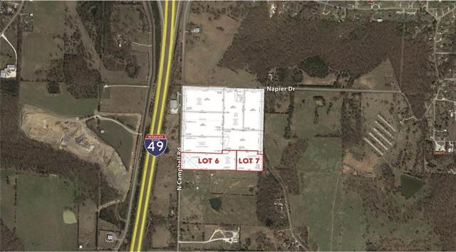 965 Napier Drive Lot 7, Fayetteville, AR 72701 (MLS #1198565) :: NWA House Hunters | RE/MAX Real Estate Results
