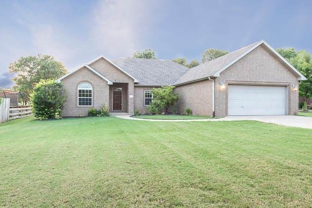 305 NE Cobblestone Lane, Bentonville, AR 72712 (MLS #1198566) :: Five Doors Network Northwest Arkansas