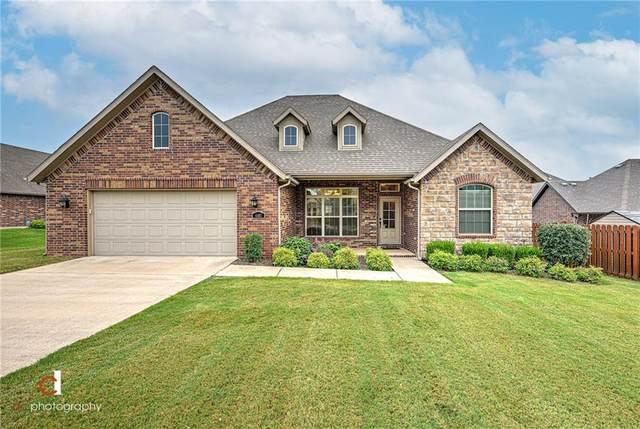 4102 Stonewood Terrace, Bentonville, AR 72713 (MLS #1198568) :: Five Doors Network Northwest Arkansas