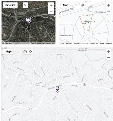 Lot 16, Block 6 Hoxby Lane, Bella Vista, AR 72714 (MLS #1198578) :: NWA House Hunters | RE/MAX Real Estate Results